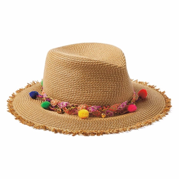 67e16d27 Eric Javits Other | Corfu Packable Squishee Straw Hat | Poshmark